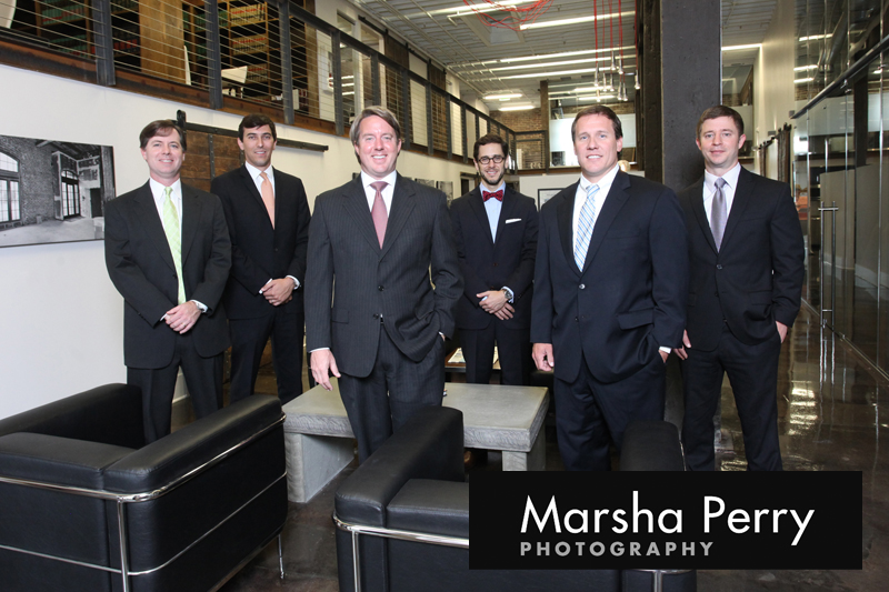Hollis Wright Clay & Vail have a new office on  Historical Morris Avenue